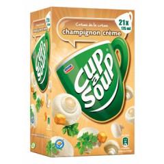 Soep Cup A Soup 175g champignons/korstjes (21)