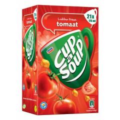 Soep Cup A Soup 175g tomaat/korstjes (21)