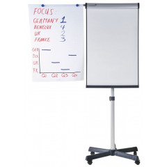 Flipchart Legamaster Triangle Universal mobiel
