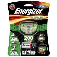 Hoofdlamp Energizer Vision HD incl 3x AA