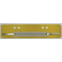 Snelhechter 5 Star 150x38mm geel (100)