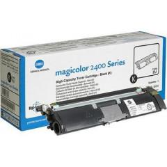 Minolta magicolor 2400/2500 toner BK HC A00W432