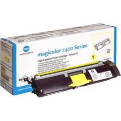 Minolta magicolor 2400/2500 toner YEL A00W132