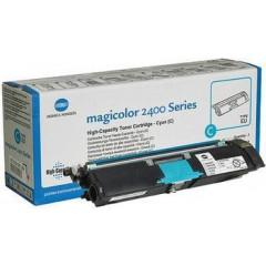 Toner Minolta Color Laser 1710589-007 magicolor 2400 4.500 pag. CY