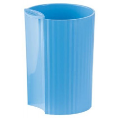 Pennenbakje Han Loop fluo blauw