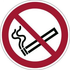 """Veiligheidsmarkering Durable sticker Ø430mm """"roken verboden"""""""