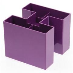 Pennenbakje Gallery bicolor paars