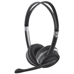 Headset Trust Mauro USB zwart