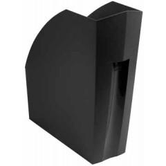 Tijdschriftenhouder Exacompta The Magazine Ecoblack PP A4 maxi zwart