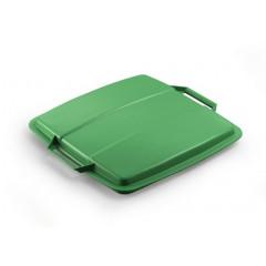 Deksel Durable Durabin LID 90 voor vuilnisbak 90l groen