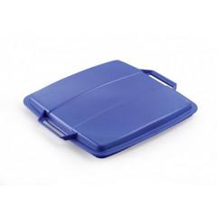 Deksel Durable Durabin LID 90 voor vuilnisbak 90l blauw (8475040)