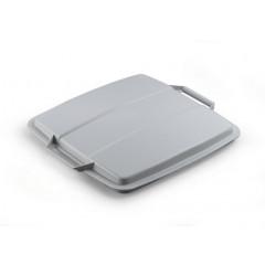 Deksel Durable Durabin LID 90 voor vuilnisbak 90l grijs (0475G)