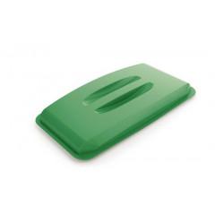 Deksel Durable Durabin LID 60 voor vuilnisbak 60l groen (8497020)