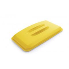 Deksel Durable Durabin LID 60 voor vuilnisbak 60l geel