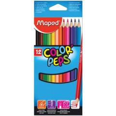 Kleurpotlood Maped colorpeps (12)