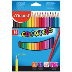 Kleurpotlood Maped colorpeps (18)