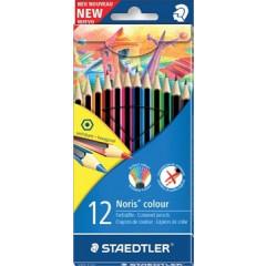 Kleurpotlood Staedtler Noris Colour 185 assorti (12)