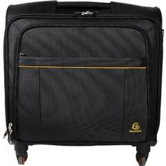 """Koffer Exacompta Exactive voor laptops tot 15,6"""" zwart"""