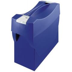 Hangmappenkoffer Han swing ophangmaat 330mm blauw/grijs