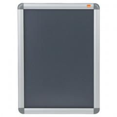 Clicklijst Nobo aluminium A3
