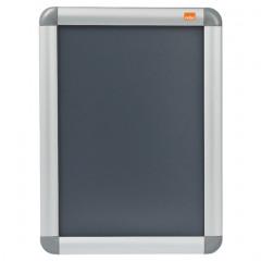 Clicklijst Nobo aluminium A4