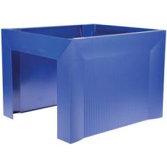 Hangmappenrek Han karat ophangmaat 330mm blauw