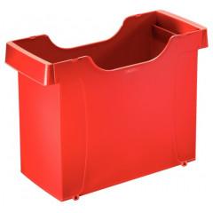 Hangmappencassette Leitz Plus ophangmaat 330mm rood