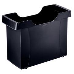 Hangmappencassette Leitz Plus ophangmaat 330mm zwart