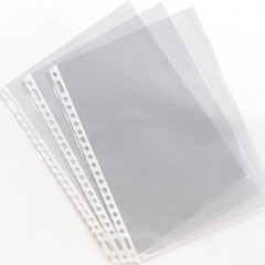 Showtas Esselte PP A4 21-gaats glashelder (100)