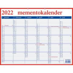 Kalender Aurora Momento 20 NL 2020