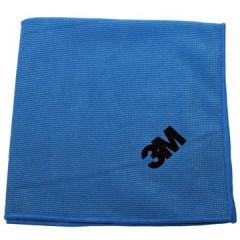 Microvezeldoek 3M 38x21cm blauw (10)