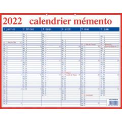 Kalender Aurora Momento 20 420x330mm FR 2022