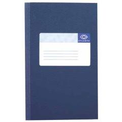 Notitieboek Jalema Atlanta A6 gelijnd 192blz blauw
