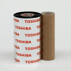 TTR lint 110x450m Toshiba AW3 wax outside coating