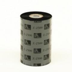 TTR lint 110mmx74m Zebra 2300-5319 wax