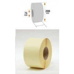 Thermotransferetiket op rol 101x152mm (1100)