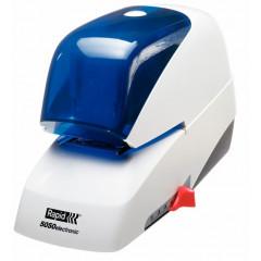 Elektrische nietmachine Rapid Supreme R5050e 50vel wit/blauw
