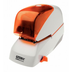 Elektrische nietmachine Rapid Supreme R5080e 80vel wit/oranje