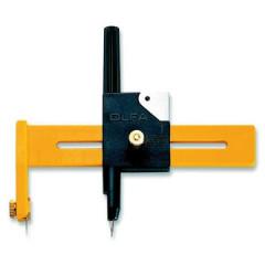 Passercutter Olfa compas CMP-1 1-15cm