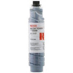 Toner Ricoh Mono Laser 2220D Aficio 2022 11.000 pag. BK  (885266/842342)