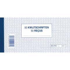 Kwijtschriftboek Elve 11x21cm tweetalig (10)