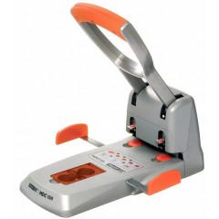 Perforator Rapid HDC150/2 2-gaats 150 vel zilver/oranje (2300060)
