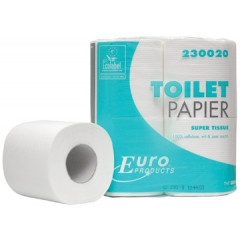 Toiletpapier Europroducts 2-laags (4)