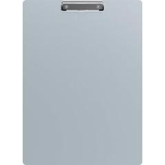 Klemplaat Maul aluminium A3 zilver