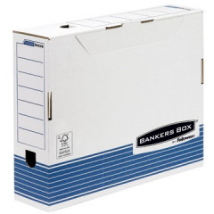 Archiefdoos Fellowes Bankers Box System 31,5x10x43cm blauw