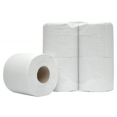 Toiletpapier Europroducts 2-laags 480 vellen (60 rol)