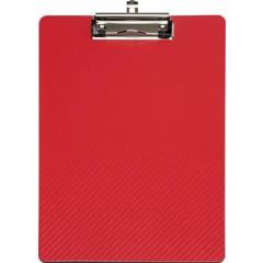 Klemplaat Maul MaulFlexx PP A4 rood