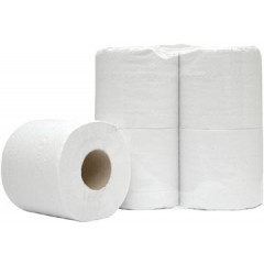 Toiletpapier Europroducts 2-laags 400vel (4)