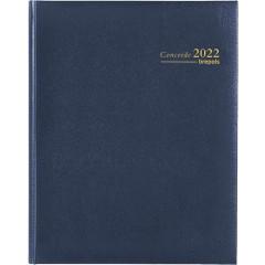 Agenda Brepols Concorde Lima blauw 2020 1 week/2 pagina's