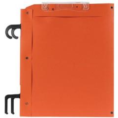 Hangmap Esselte Orgarex Kori Filcontrol karton 200mm 30mm bodem kast oranje (25)(2410700)